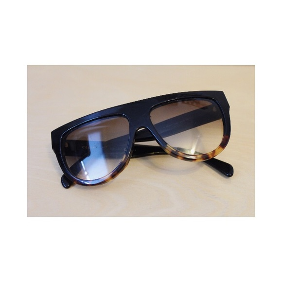 d4bcff77d1c Celine Accessories - Céline sunglasses (Black Havana Tortoise 0FU5 5I)